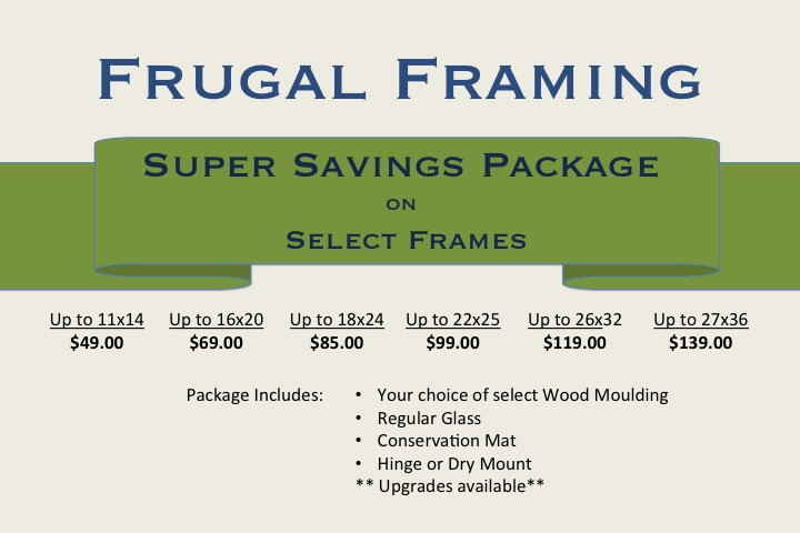 Frugal Framing